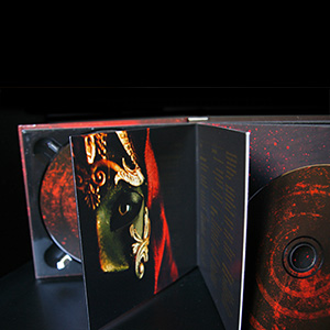 Dodsengel IMPERATOR Double-CD Digibook